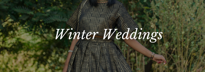 Winter Weddings – Look 2
