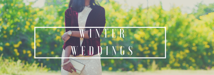 Winter Weddings – Look 3