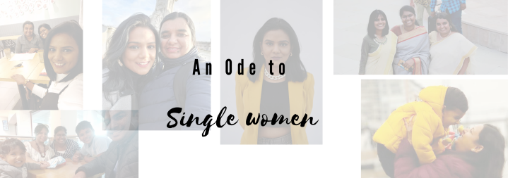 An ode to single women